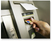 ATM and debit services